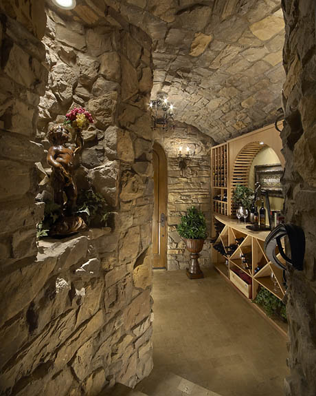 Gina spiller design monterey county interior designer monterey carmel big sur pacific - Using stone in rustic gardens elegance and drama ...