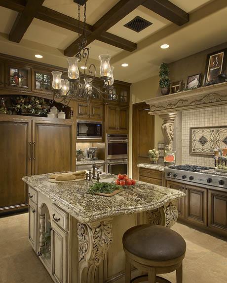 Gina spiller design monterey county interior designer for Gina s italian kitchen