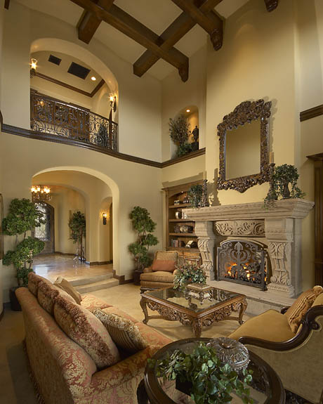 Gina spiller design monterey county interior designer for The living room dc ranch